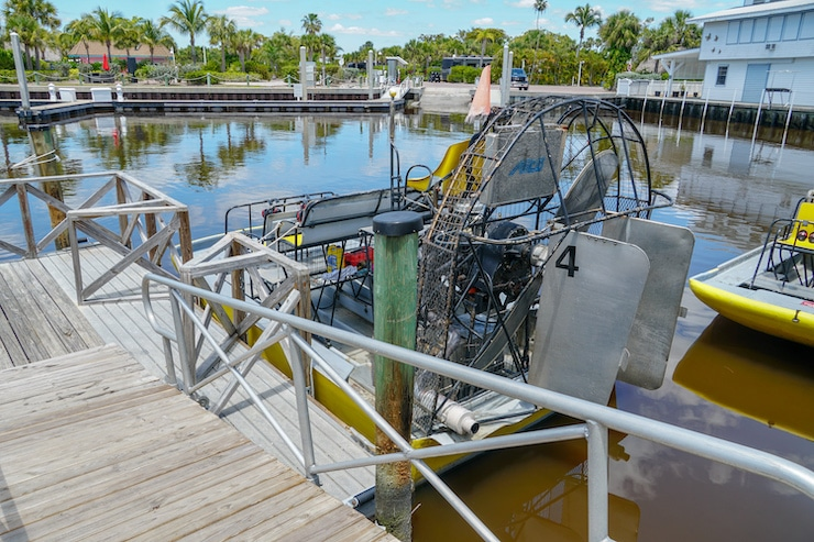 Airboat Tour Everglades