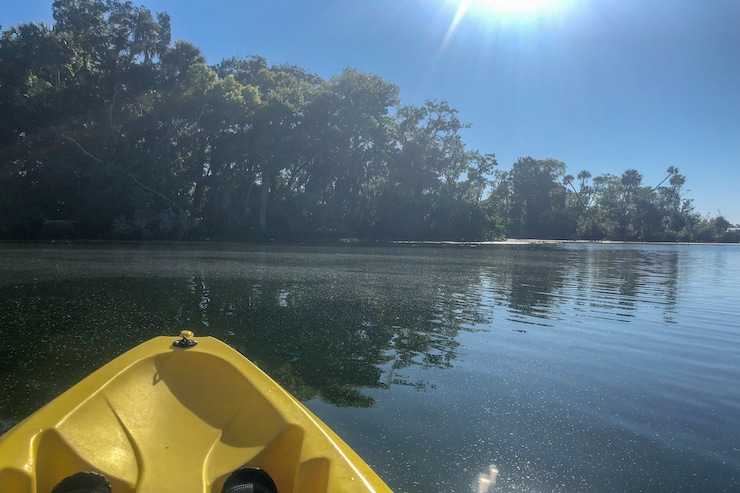 Crystal River Tandem