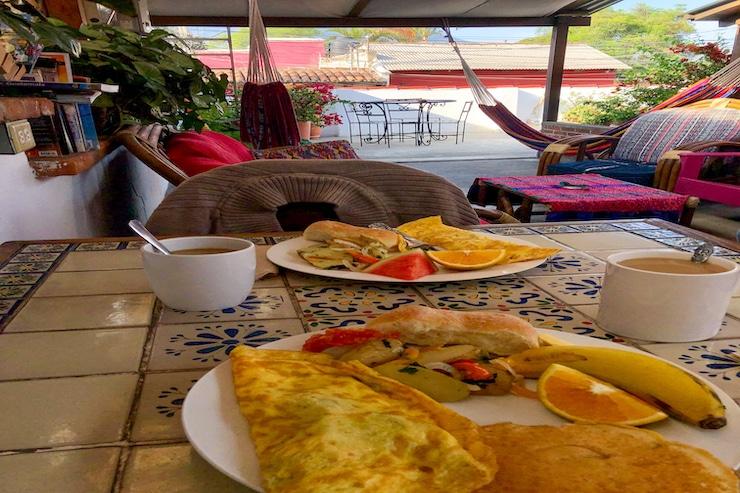 Frühstück Guatemala Beispiel 2
