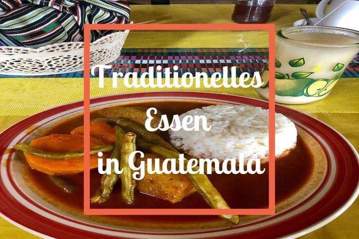 Guatemala Essen