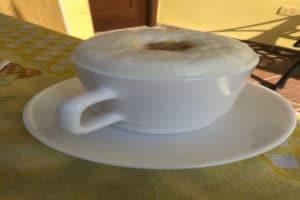 Frühstück Kuba Kaffee