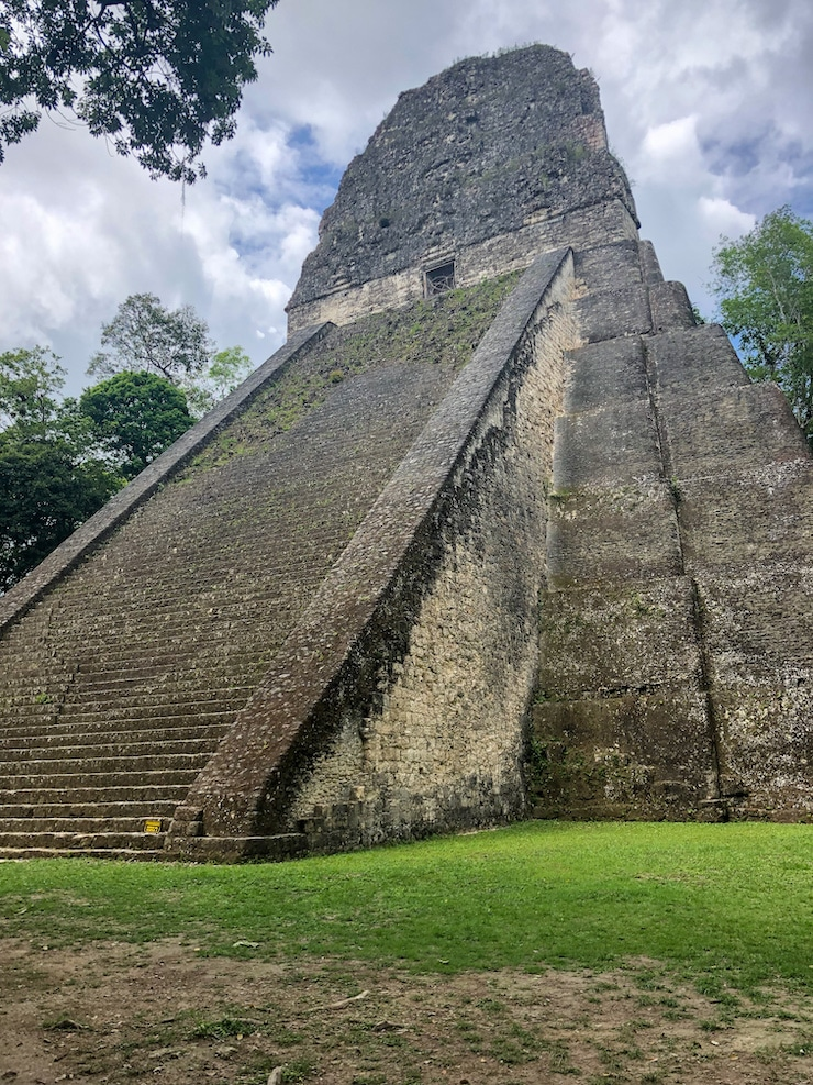 Tempel V Tikal
