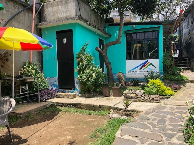 Community Spanisch School San Pedro