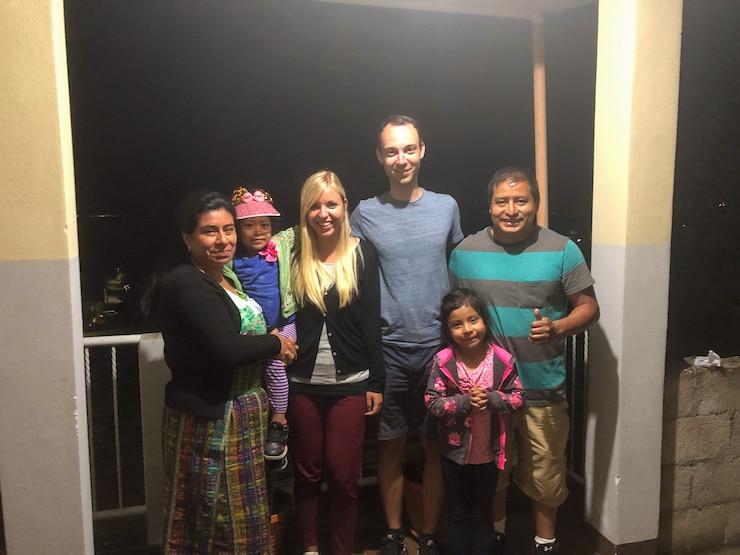 Gastfamilie Guatemala