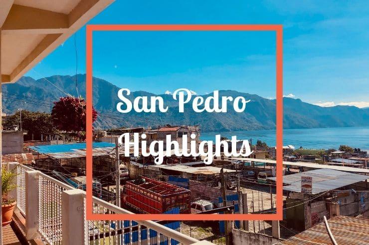 San Pedro Sehenswürdigkeiten und Aktivitäten
