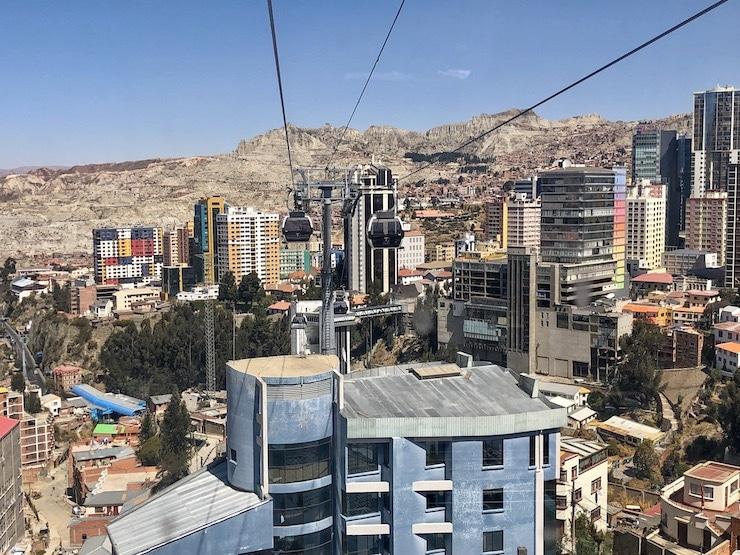La Paz Teleferico