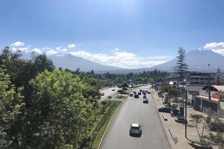 Arequipa Vulkane