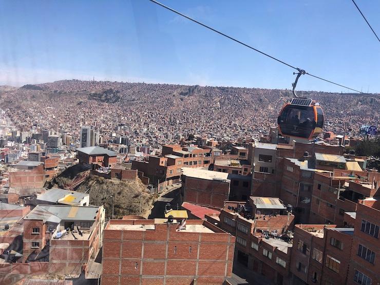 Seilbahnen La Paz