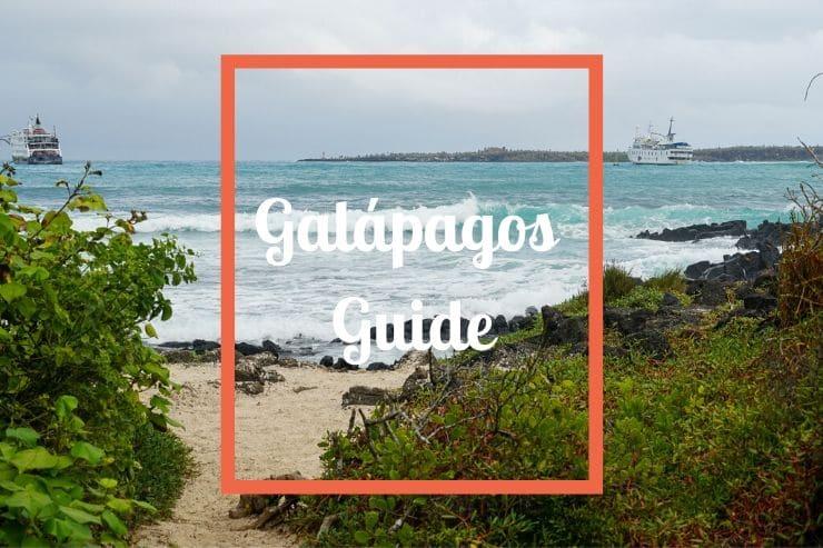 Galapagos Inseln Guide