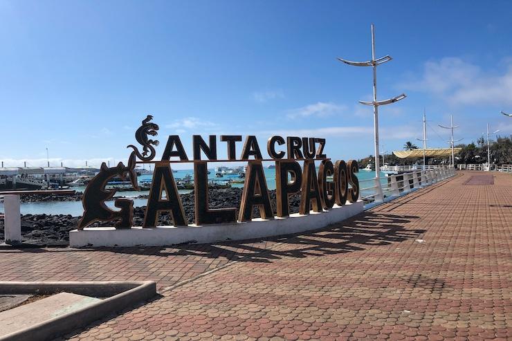 Santa Cruz Zeichen