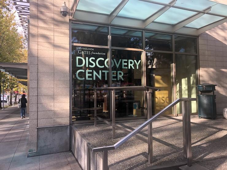 Bill und Melinda Gates Foundation Discovery Center