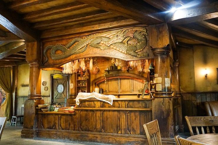 Bar des Green Dragons