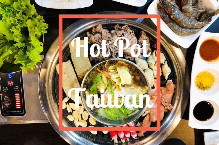 Hot Pot in Taiwan